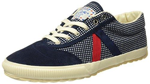 El Ganso Tigra Walking Fabric New Hastag, Zapatillas de Deporte Unisex Adulto, Azul (Dark Blue/White), 45 EU
