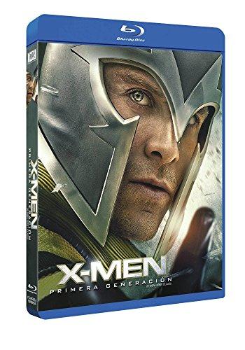 X-Men Primera Generación - Blu-Ray [Blu-ray]