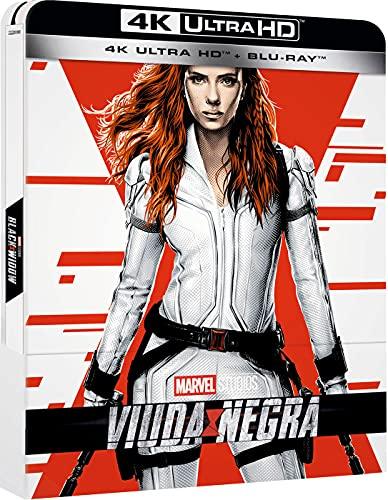 Viuda Negra - Steelbook 4k UHD + Blu-ray [Blu-ray]