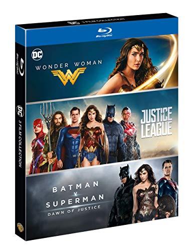 Dc Comics Box Set (3 Blu-Ray) [Blu-ray]
