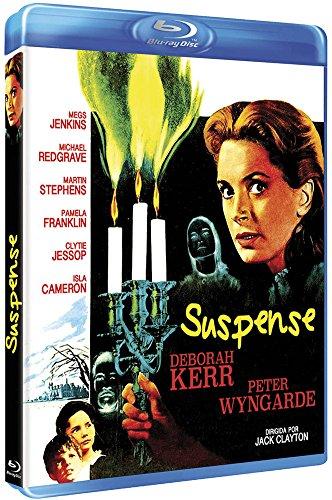 Suspense [Blu-ray]