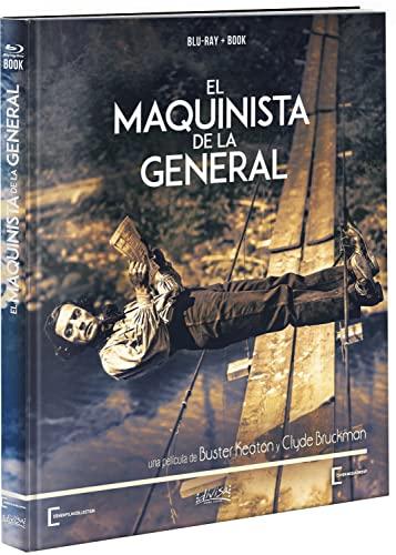 El Maquinista de la General (Edición Especial BD + Libro) - BD [Blu-ray]
