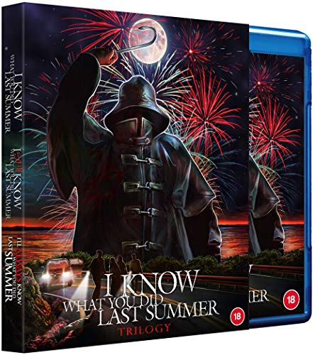 I Know What You Did Last Summer Trilogy - Standard Edition [Blu-ray] [2021]