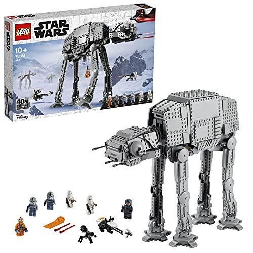 LEGO75288StarWarsJuguetedeConstruccióndeCaminanteAT-ATconMinifiguras