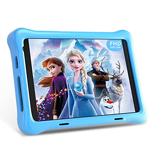 Tablet Niños 8 Pulgadas Tablet Infantil Android 10 FHD 1920x1200 IPS 2GB RAM+32GB ROM