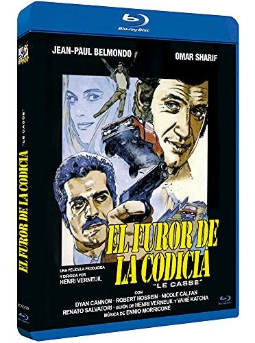 El Furor De La Codicia BD 1971 Le Casse [Blu-ray]
