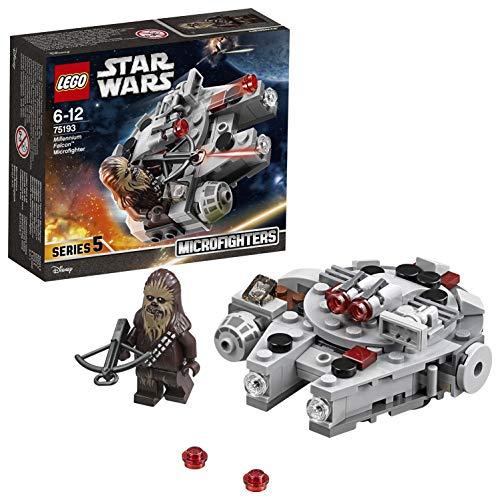 Lego 75193 Star Wars TM Microfighter: Halcón Milenario (Descontinuado por Fabricante)
