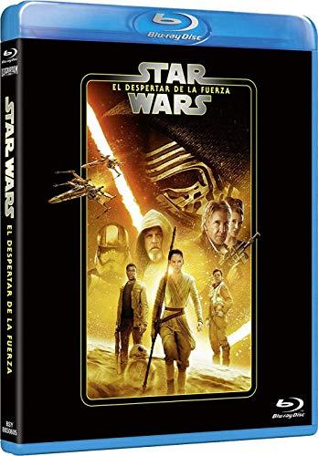 Star Wars: El despertar de la fuerza (Edición remasterizada) 2 discos (película + extras) [Blu-ray]