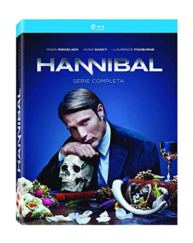 Hannibal 1ªT+2ªT+3ªT -BD [Blu-ray]