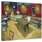Vincent Van Gogh, Vincent Van Gogh - Lienzo Envuelto en la Galería de Arlas, 61 x 81 cm