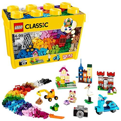 LEGO Caja de Ladrillos Creativos Grande
