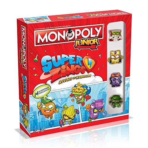 Super ZINGS - MONOPOLY Junior