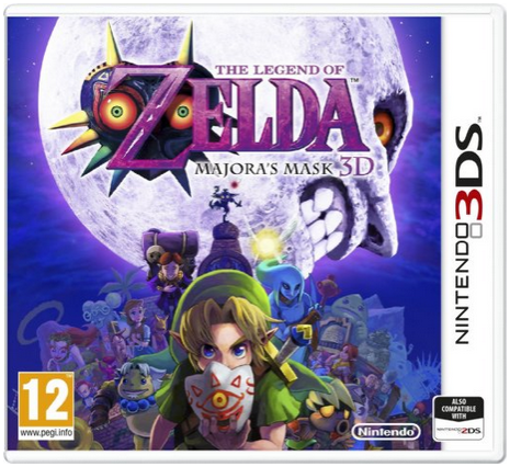 The-Legend-of-Zelda-Majoras-Mask-3DS-oferta-rebaja