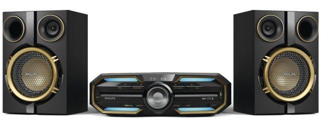 Minicadena Philips 300W