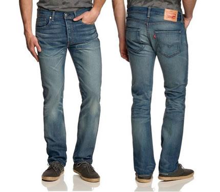 pantalones levis para hombre levi 39 s 501original fit en oferta. Black Bedroom Furniture Sets. Home Design Ideas