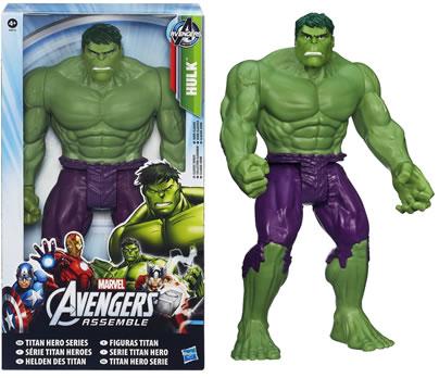 Muñeco Hulk HASBRO Barato