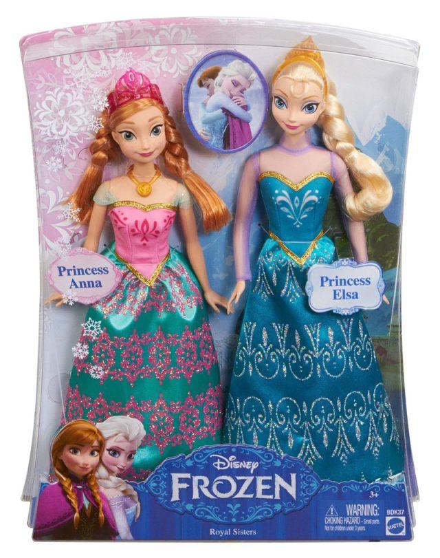 Frozen-munecas