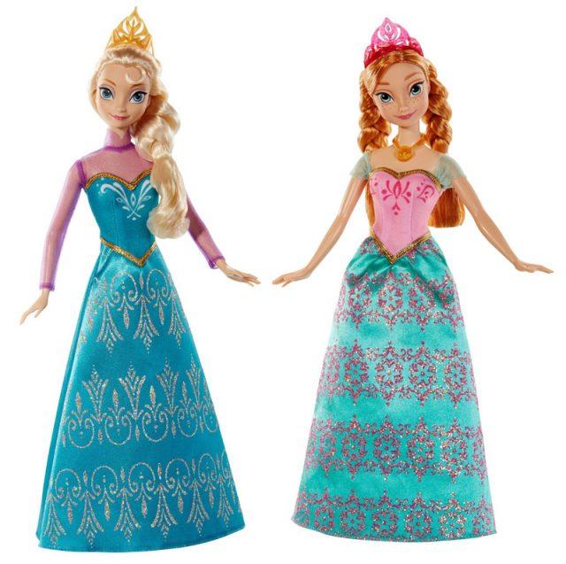 princesas-anna-elsa-frozen-disney