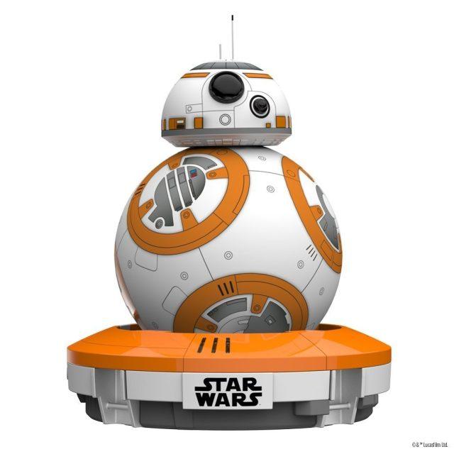 robot-electronico-droide-bb-8