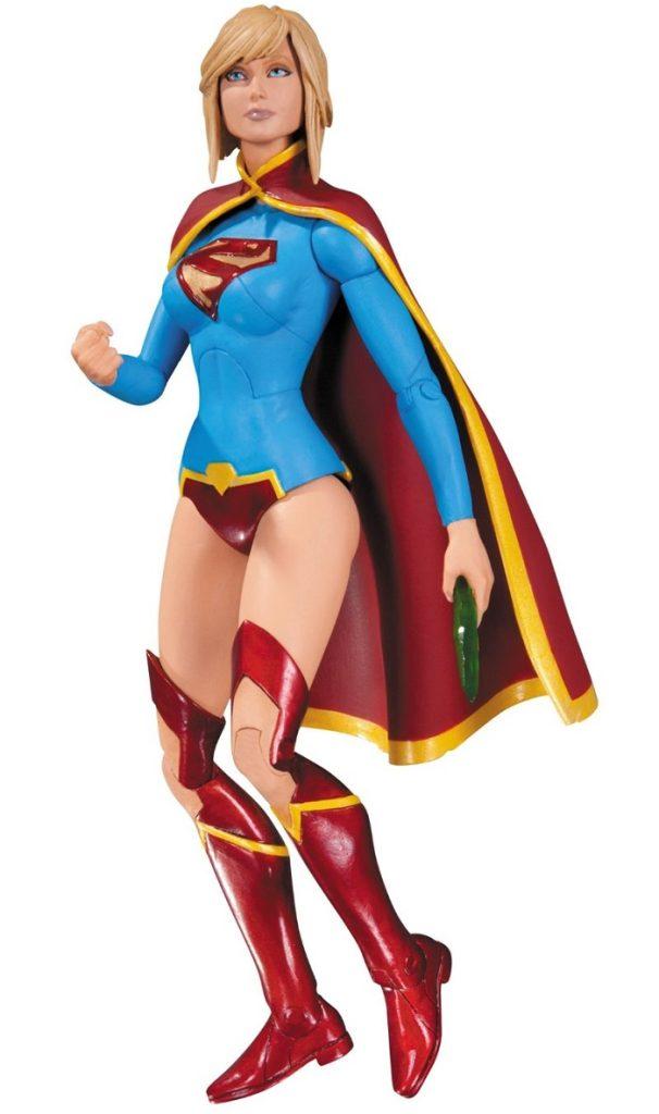 muneca articulada de supergirl