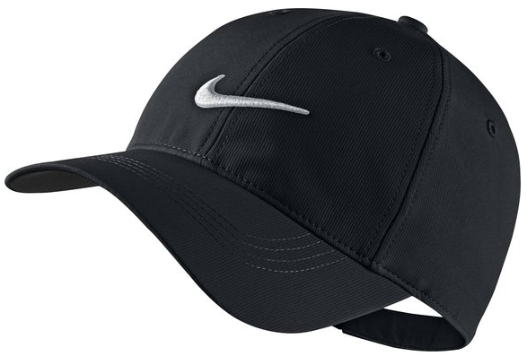gorra negra nike hombre