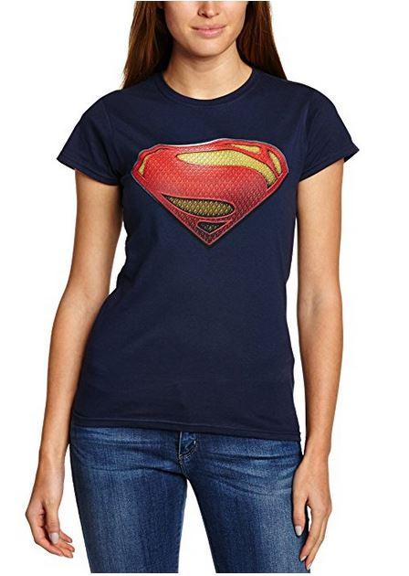 camisetas mujer supergirl
