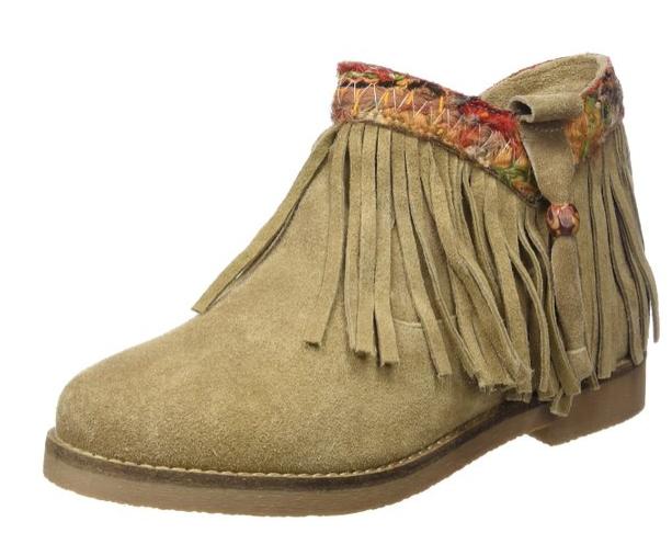 calzado de otoño