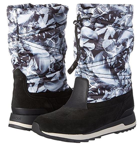 botas mujer geox