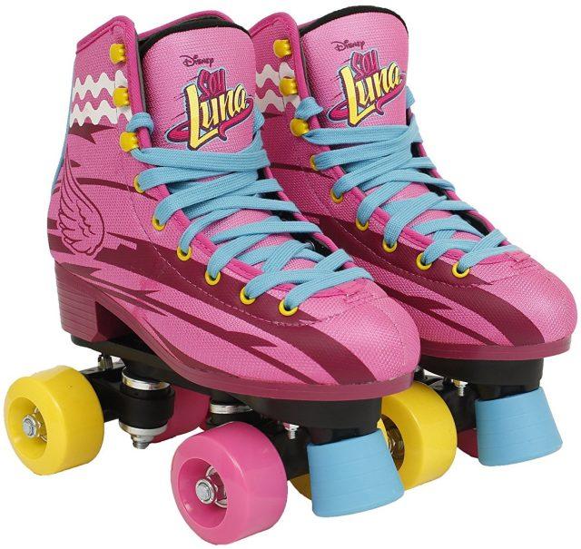 patines soy luna de disney