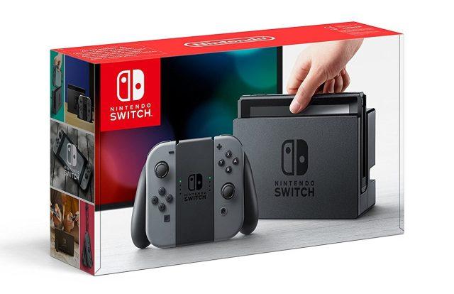 consola nintendo switch 2021