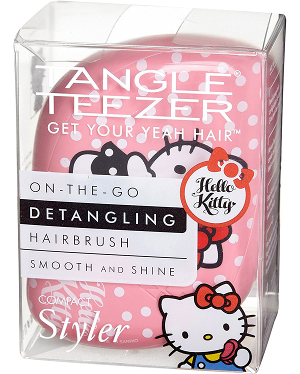 cepillos tangle teezer para niñas hello kitty