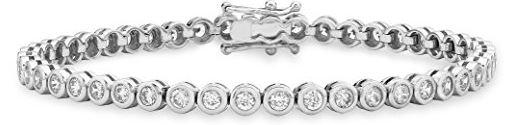 pulseras mujer de plata de gran calidad