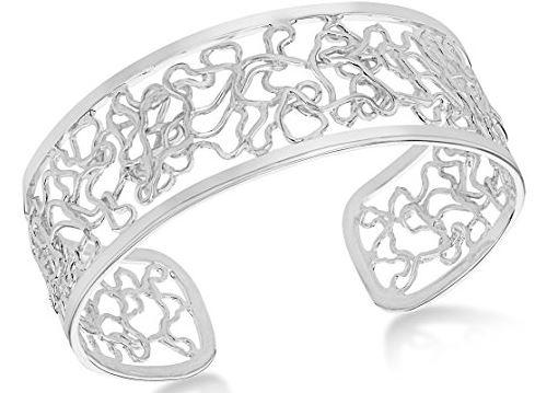 pulseras de plata para mujer