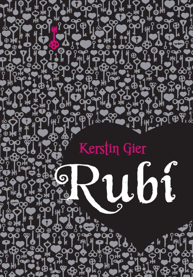 Libro Rubí de Kertin Gier