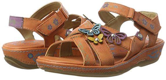 sandalias verano mustang