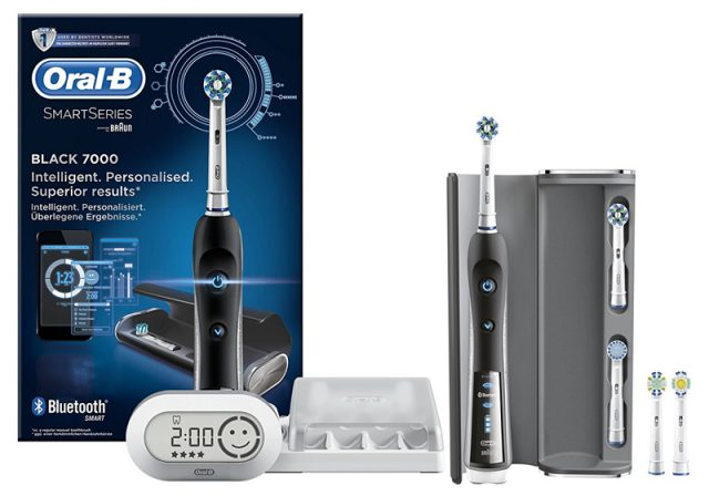 Cepillos Eléctricos Oral-B 7000 SmartSeries