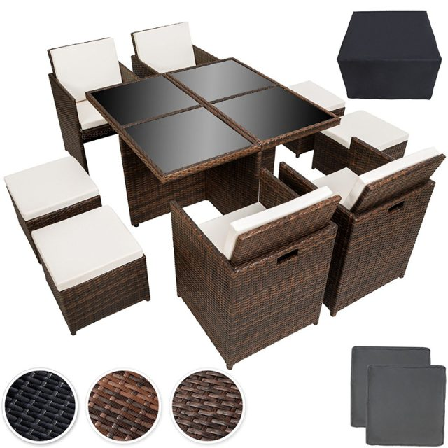 Los mejores conjuntos en muebles de jard n baratos for Conjuntos de terraza baratos