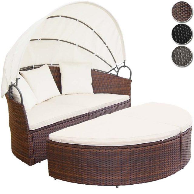 conjunto de sillones para jardn forma isla polirratn de miadomodo - Muebles De Jardn Baratos
