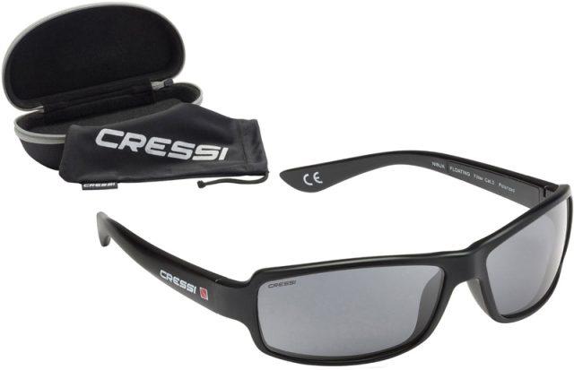 Gafas de Sol Polarizadas Cressi Ninja Floating
