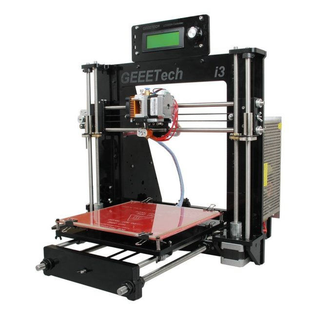Impresoras 3D baratas Greeetech