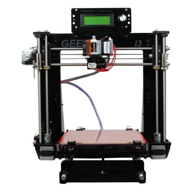 Impresora 3D Prusa I3 2017