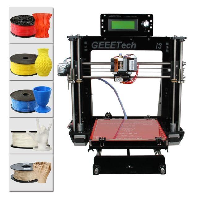 Impresoras 3d prusa i3 pro baratas impresoras 3d for Impresora 3d laser