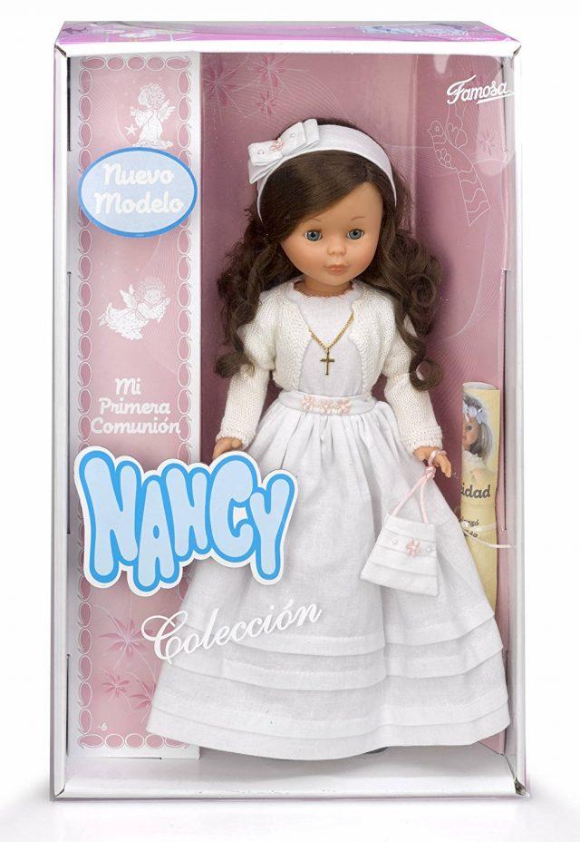 nuevo modelo nancy famosa comunión