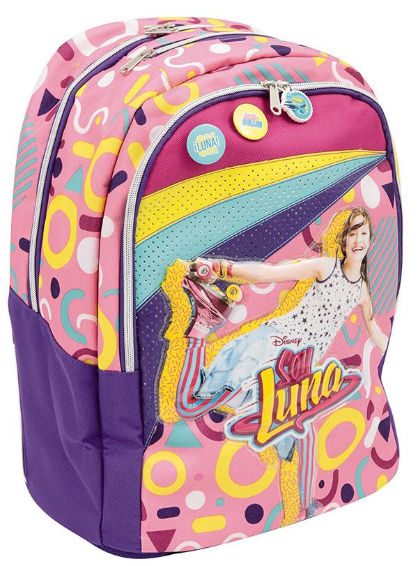 mochilas escolares disney