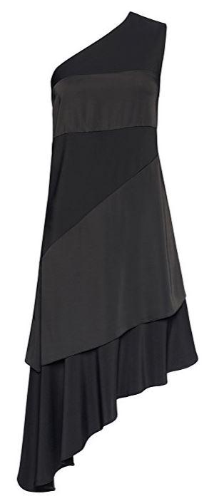 Vestidos negros de noche para mujer