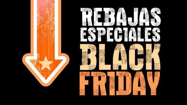 Las mejores ofertas y rebajas del Black Friday