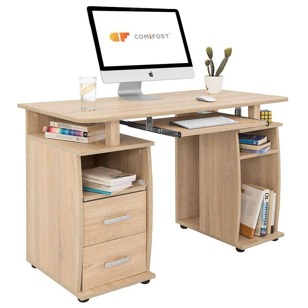 Los mejores escritorios y mesas de ordenador baratas y con ofertas - Mesa ordenador pequena ...
