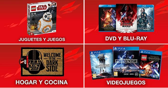 Tienda de Star Wars Amazon
