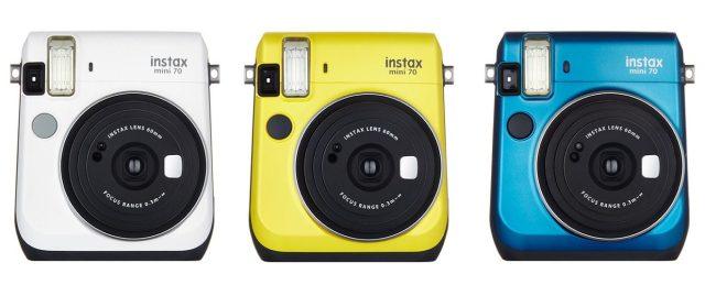 Camara Instantánea Fujifilm Instax Mini 70 2021 oferta