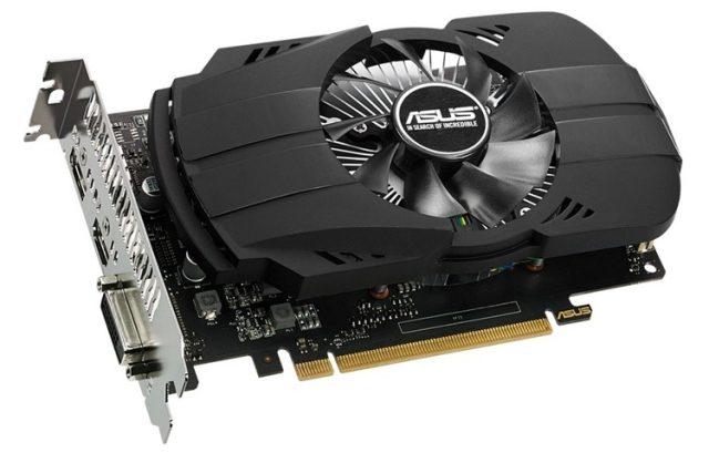 Asus Phoenix Nvidia GTX 1050ti 4GB, la mejor tarjeta grafica por menos de 200 euros